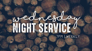 Mid-Week Drive-In Service & Communion @ Good Hope Parking Lot