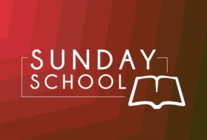 Sunday School @ Education Wing