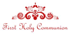 1st Communion Sunday